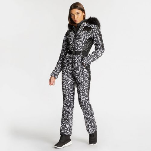 DARE 2B X JULIEN MACDONALD - Maximum Ski Suit Animal Print